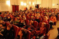 4. Festiwal Filmów Młodego Widza Ale Kino w Białowieży i Teremiskach, fot. K. Winiarska
