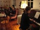 Spotkanie niedzielne w domu Uniwersytetu